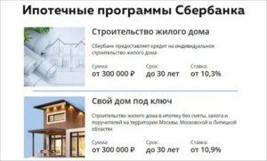 Требования к дому ипотека сбербанк