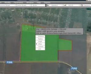 Измерение земельного участка со спутника