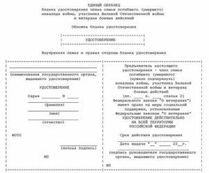 Какие Нужны Документы Для Оформления Участника Боевых Действий