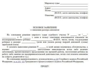Подача искового заявления через интернет в мировой суд