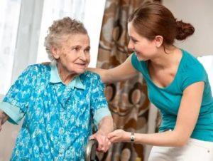 Зарплата соц работника по уходу за пожилыми людьми