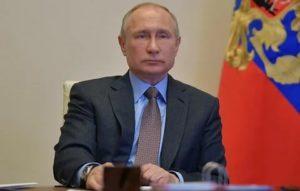 Путин подписал указ о гражданстве 2019