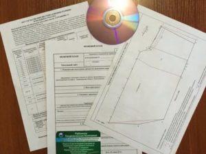 Как выглядит документ на межевание земельного участка фото