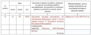 Статья 77 тк по собственному желанию трудового кодекса рф 2021