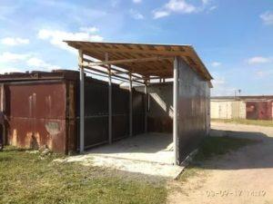 Как узаконить пристрой к гаражу