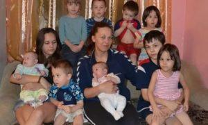 Статус многодетная мать в россии