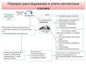 Порядок расследования дтп в организации
