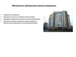 Обязанности соседей в частных домах