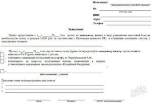 Заявление в суд на налоговую инспекцию образец