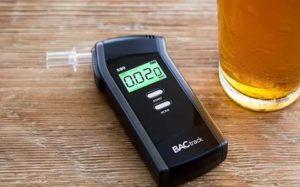 Что такое в алкотестере bac