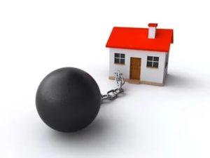 Можно ли продать дом с обременением