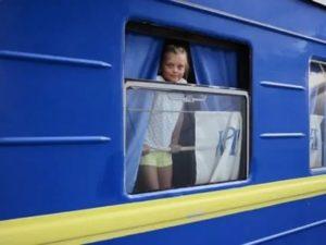 С какого возраста можно одному ездить на поезде