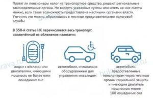 Чувашия Транспортный Налог Льготы Для Пенсионеров