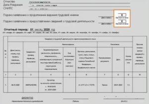 Акт проверки ведения трудовых книжек